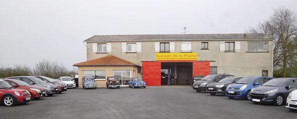 Garage de la plaine for Garage la plaine